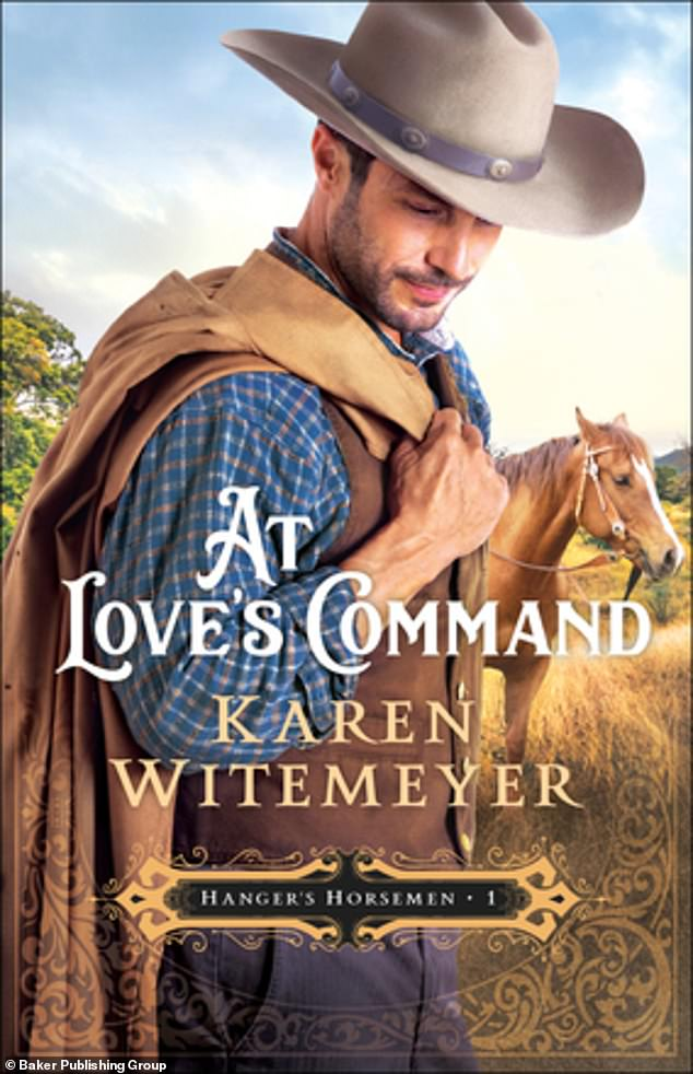 Karen Witemeyer's 'At Love's Command' recently won the best romance with religious or spiritual elements of 2021 at the RWA's inaugural Vivian Awards before it was rescinded