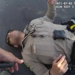 Shocking moment California deputy trainee collapses and nearly dies after being exposed to fentanyl 💥👩💥