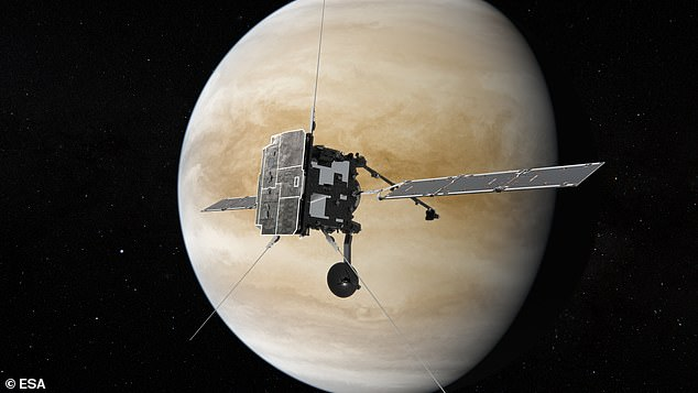 Solar Orbiter, a partnership between ESA and NASA, will fly by Venus on August 9, coming about 5,000 miles from the planet at 05:42 BST that morning