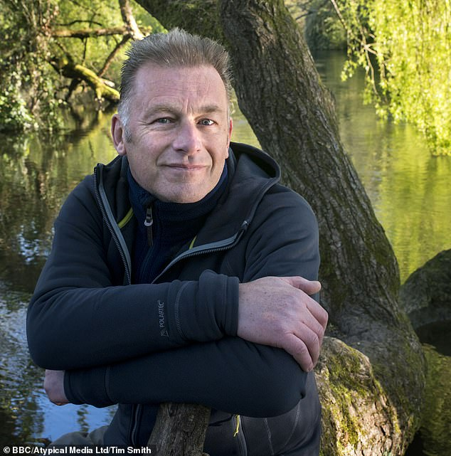 Chris Packham wants us all to change our wicked ways to avoid the planet being engulfed in flames through (he says) excessive use of fossil fuels