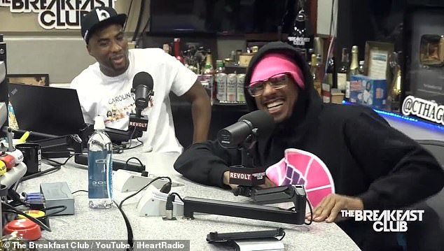 'Every woman that I deal with or dealt with, they know how I feel': Cannon responded to Charlamagne