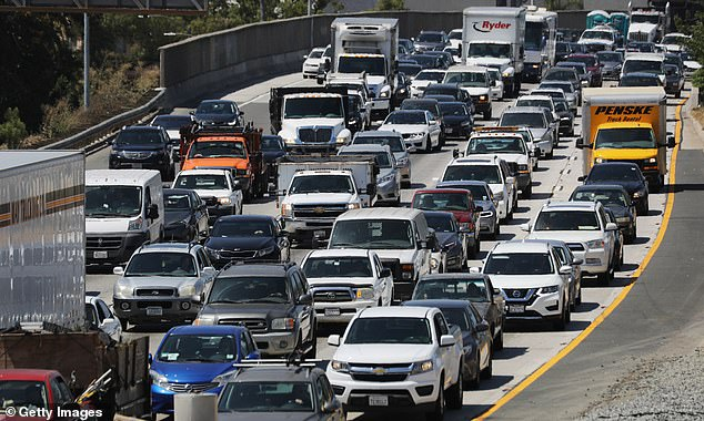 A 2019 federal report found that a VMT tax could help ease road congestion