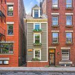Boston's skinny 'spite' house hits the market for $1.2 million: TEN-FOOT-WIDE house 💥👩💥
