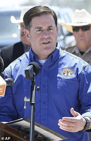 Arizona Governor Doug Ducey called on Mayorkas to resign in the wake of the audio becoming public