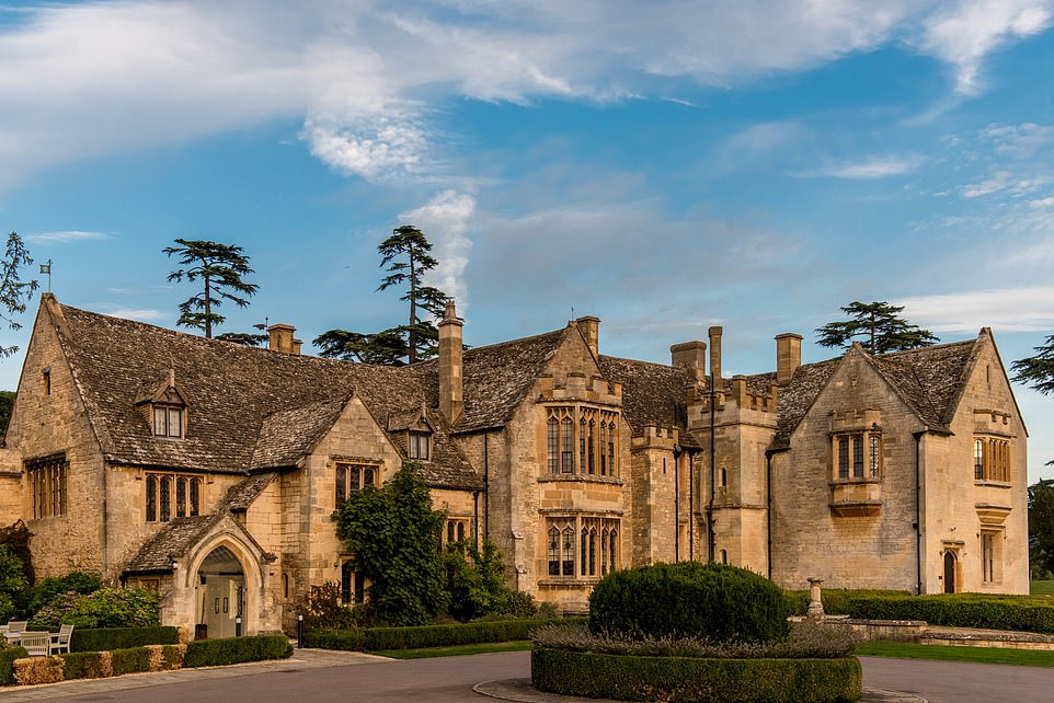 The oldest part of Ellenborough Park dates back to 1485 and George III stayed there on advice from doctors, keen that he should take in Cheltenham's spa waters