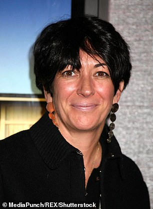 Ghislaine Maxwell - pictured - argued that she had a non-prosecution agreement like Cosby so she should be freed. It was rejected
