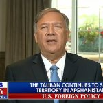 Mike Pompeo issues fiery call for Biden to unleash airstrikes on Taliban surrounding Kabul 💥👩💥