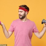 Gamers burn up to 472 calories over a two-hour session, study finds 💥👩💥