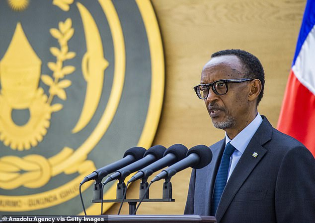 The extension comes after the country's president Paul Kagame went on a rant about the team
