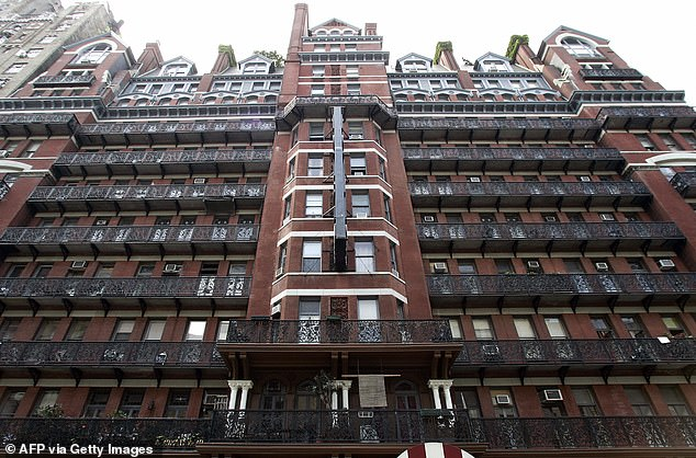 Some of the alleged abuse took place in Dylan's apartment in the bohemian Chelsea Hotel in Manhattan where at the time he was writing songs for his 1966 album Blonde On Blonde