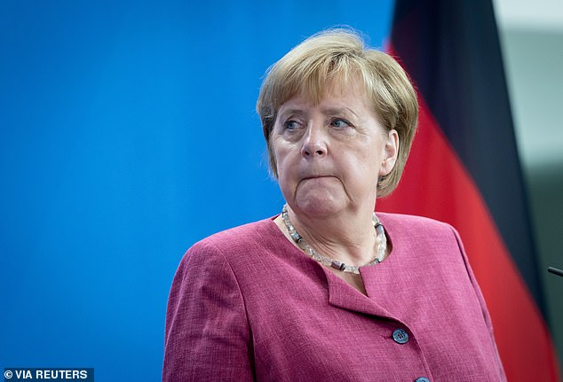 German Chancellor Angela Merkel admitted: 'We all made the wrong assessment.'