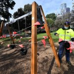 Police boss BLASTS Dan Andrews' despised ban on playgrounds and controversial curfew in Melbourne 💥👩💥