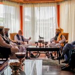 Former Afghan president Hamad Karzai meets the Taliban as Islamists 'kill head of rival ISIS faction 💥👩💥