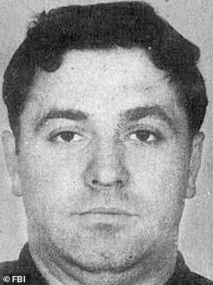 Nicknamed 'The Rifleman', Flemmi is serving out his life sentence at an undisclosed prison in Florida for first-degree murder, illegal possession of a machine gun, a shotgun, silencers, money laundering and conspiracy. Flemmi is pictured in a 1980s mugshot