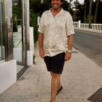 James Argent displays his incredible 7st weight loss as he heads to performance in Marbella 💥👩💥