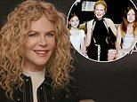 Nicole Kidman reveals how her family have been coping in lockdown