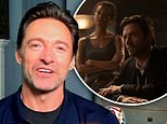 Hugh Jackman shares his excitement for his new film Reminiscence and takes dig at Ryan Reynolds