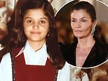 Helena Christensen, 52, shares a slew of childhood throwback snaps