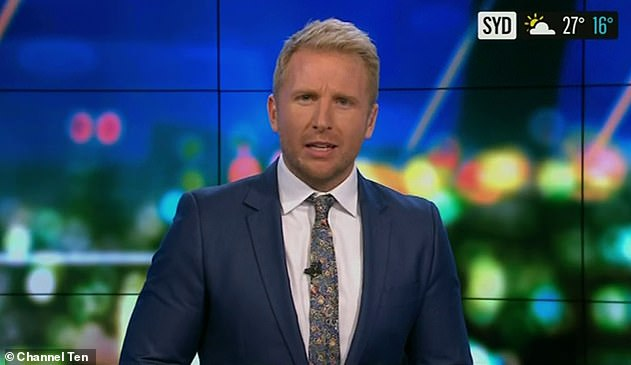 Moved on:Hamish quit the ABC less than 18 months after taking over as Q&A host - and almost a month since he last fronted the show with flagging ratings