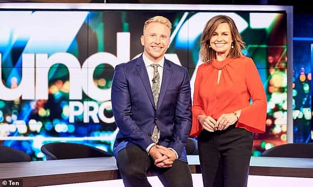 Close:'Tommy [Little], Carrie [Bickmore], Lisa [Wilkinson], Waleed [Aly], Pete [Helliar], they are genuinely my friends. They're people I talk to all the time' he added