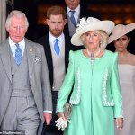 Duchess of Cornwall will NEVER forgive Prince Harry and Meghan Markle for 'hurting' Prince Charles💥👩💥💥👩💥