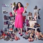 Meet Britain's most well-heeled women: Meet shoe addicts giving Imelda Marcos a run for her money💥👩💥💥👩💥