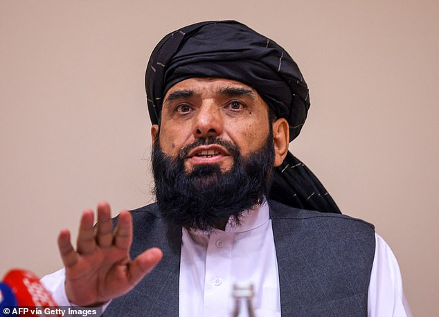 On Monday the Taliban warned Western countries against delaying their withdrawal deadline