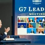 Biden tells G7 leaders he'll LEAVE Afghanistan by August 31 💥👩💥