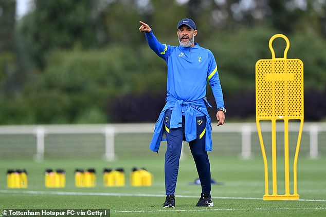 Nuno Espirito Santo is looking to add a midfielder before the summer transfer window ends