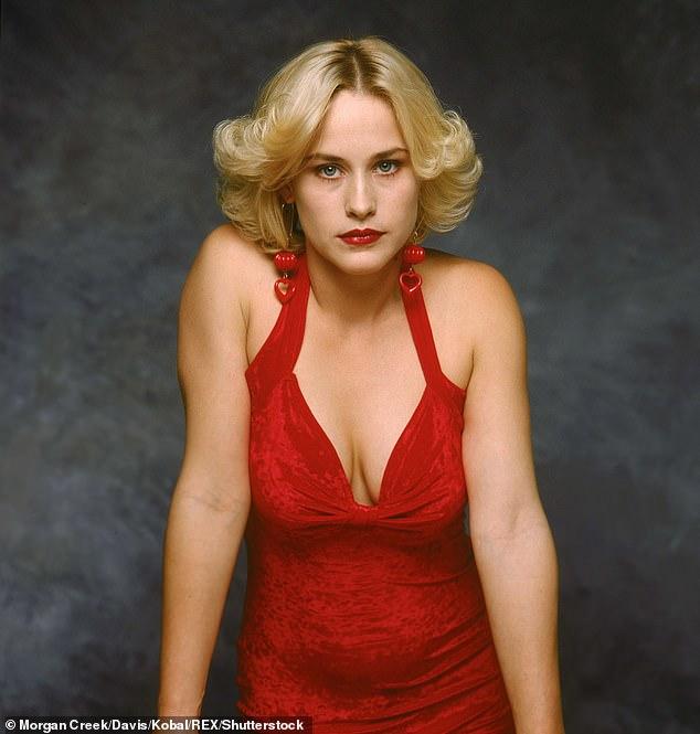 Look familiar? Patricia Arquette is pictured as Alabama Whitman in the 1993 film byQuentin Tarantino