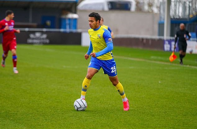 Archer spent time with Solihull Moors - getting almost 30 first-team games under his belt