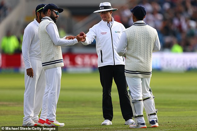 India captain Virat Kohli's constant squabbles with the umpires is quite disappointing