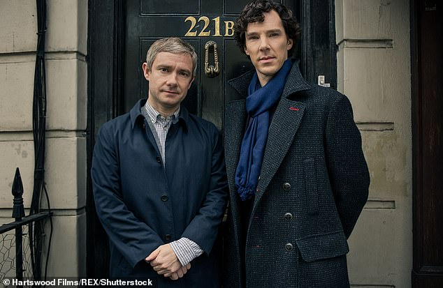 Co-stars: Freeman made a name for himself as the star of Ricky Gervais' original UK version of The Office before portraying Dr. John Watson opposite Benedict Cumberbatch's Sherlock Holmes on the hit series Sherlock