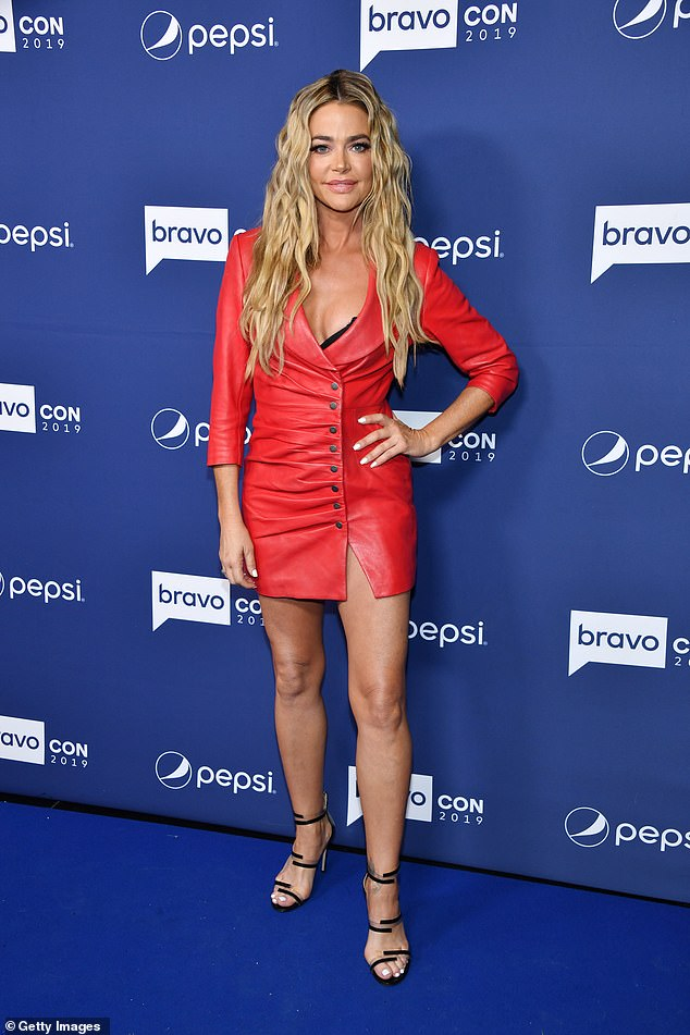 Chance:After leaving Real Housewives of Beverly Hills before the most recent season, Season 11, it seems there's a chance Denise Richards may return