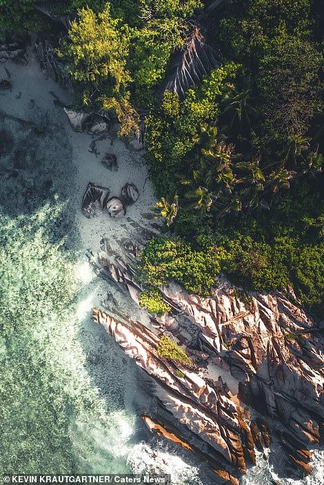 The paradisiacal Seychelles