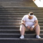 Exercising when obese reduces the number of calories burnt while sitting still, study shows 💥👩💥
