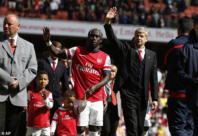 Sagna has remembered Wenger's kindness towards him after his brother Omar died in 2008