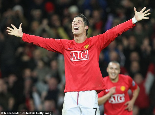 Ronaldo's only hat-trick in England so far was against Newcastle - his likely next opponents