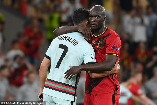 Ronaldo becomes the latest big-name player to leave Serie A after Romelu Lukaku's departure