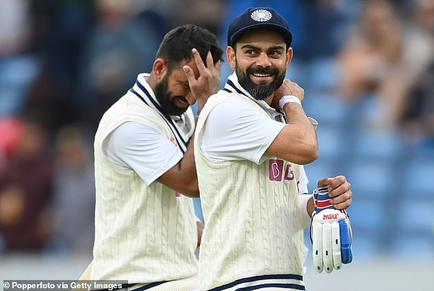 England should not write India off as they have strength of character and fight