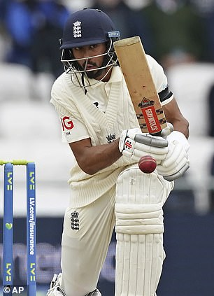 Haseeb Hameed has also staked a claim for the winter