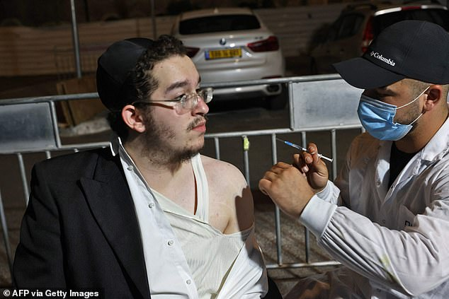 Bennett said that with two million Israelis having received a third shot, the results are clear as 'the increase in severe morbidity has begun to slow'
