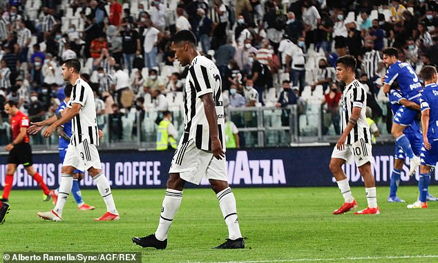 Juventus slumped to a 1-0 defeat by Empoli on Saturday and are yet to win in Serie A so far
