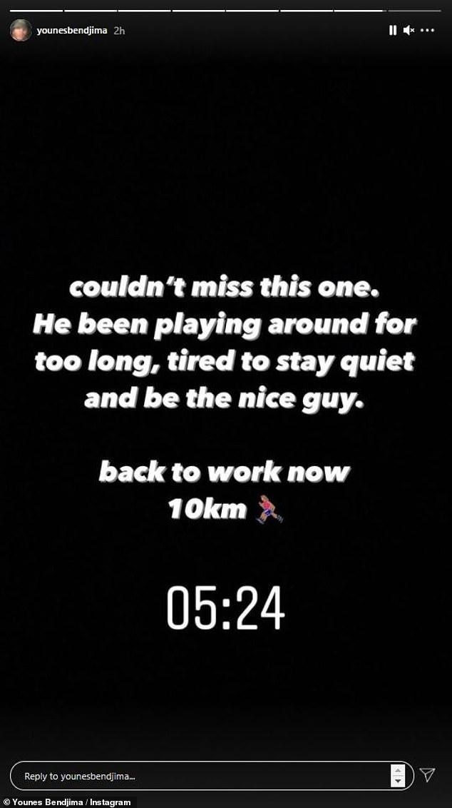 Kourtney Kardashian's ex Younes Bendjima LEAKS DM from Scott Disick  blasting PDA with Travis Barker - Hot and Viral News