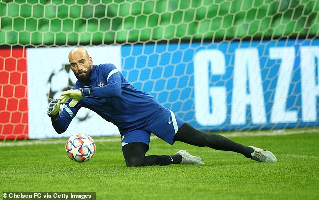 He could be followed through the door by former Chelsea goalkeeperWilly Caballero