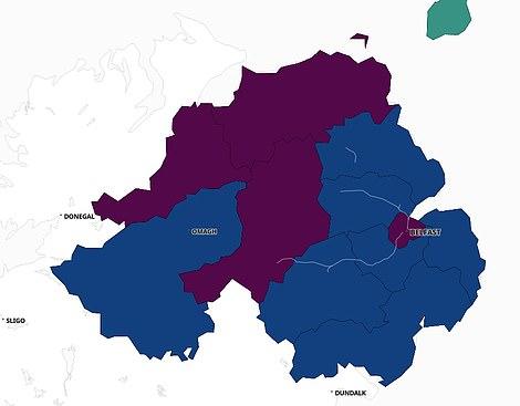 NORTHERN IRELAND: August 4