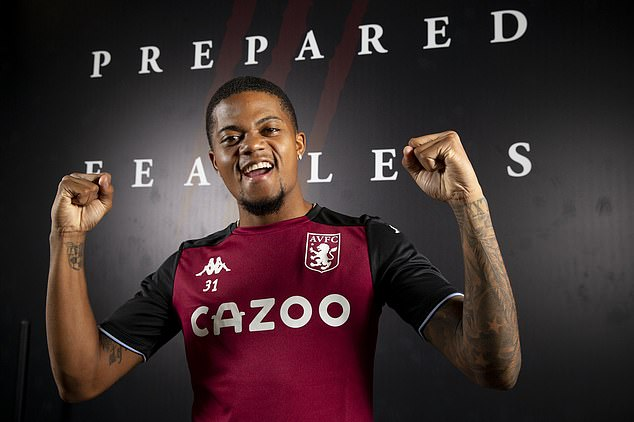 Leon Bailey is one of several new face purchased for the new era after Jack Grealish's exit
