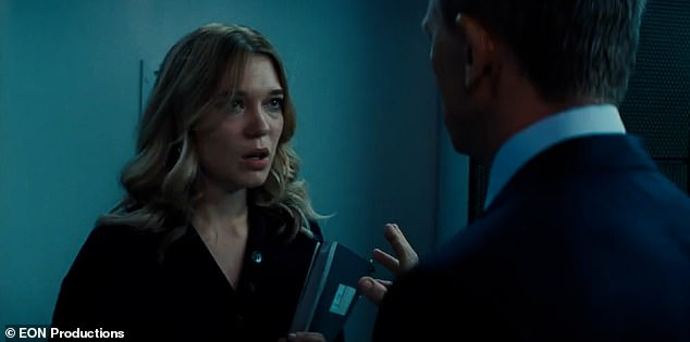 Betrayal?No Time To Die picks up after 2015's Spectre, with the loyalty of love interest Madeleine Swann (Lea Seydoux) now seemingly called into question
