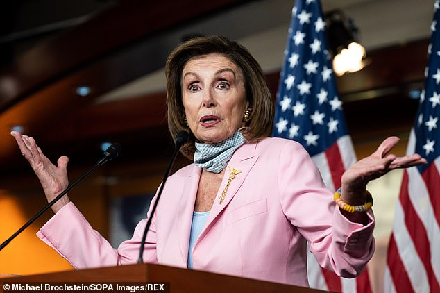 Boebert wants to remove House Speaker Nancy Pelosi