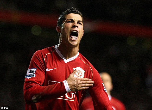 It is not yet known if Ronaldo will reclaim the No 7 shirt at United or take a different number